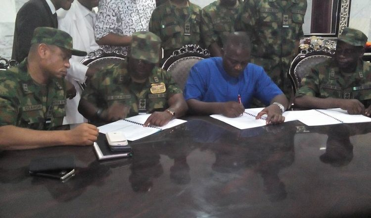 IVM Signs MOU with the Nigerian Air Force (NAF) to Supply More Parts for their Fighter Jets