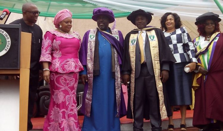 Innoson Group CEO Becomes Imo State University (IMSU) Chancellor and Awards Best Graduating Student with a Brand New Car!