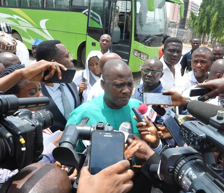 """Press Release: Court declaration of me"""" Wanted"""" is simply To Embarrass My Personality- Innoson."""