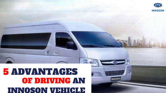 5 Advantages Of Driving An Innoson Vehicle.