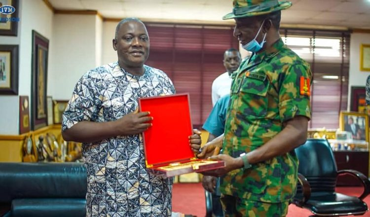 DICON Partners with Innoson Vehicles In Producing Military Hardware
